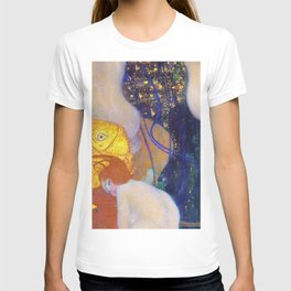 12,000pixel-500dpi - Gustav Klimt - Goldfische - Digital Remastered Edition T-shirt