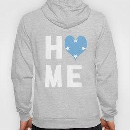 Micronesia Is My Home Tee Hoody