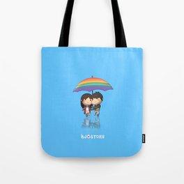 Loverain Tote Bag
