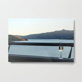 Relaxed Afternoon Metal Print