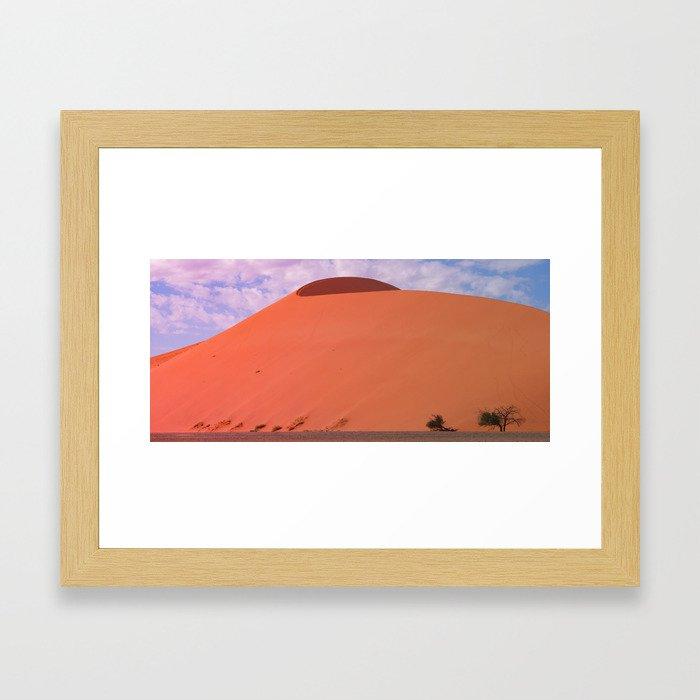 dune Framed Art Print
