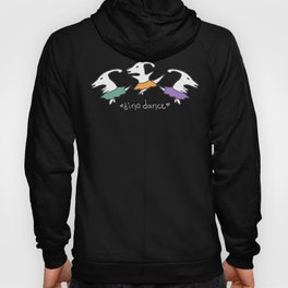 Dino Dance in Colour Hoody