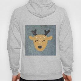 Deer Face Hoody