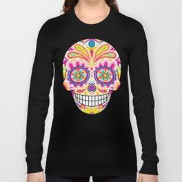 Sugar Skull (Spright) Long Sleeve T-shirt