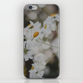 White Dreams iPhone Skin
