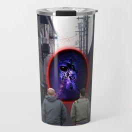 Escape Reality Travel Mug