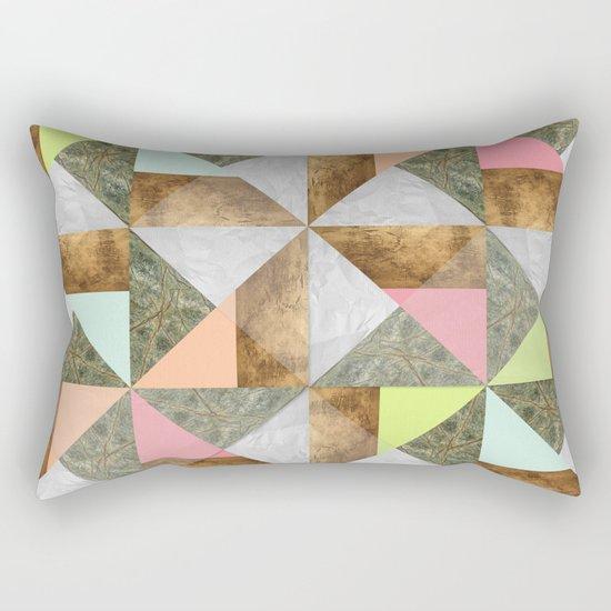 Pinwheel Rectangular Pillow