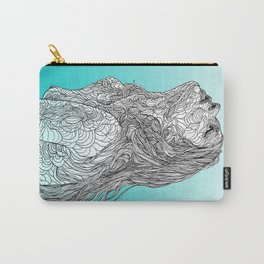 Sketch of Tender Hope Carry-All Pouch