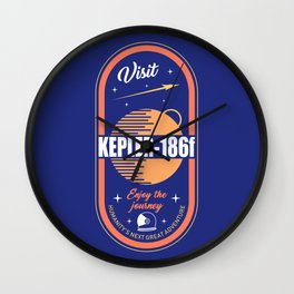 Kepler Wall Clock