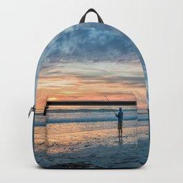 Gone Sunset Beach Fishing Backpack