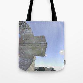War Stars:Cross Across Tote Bag