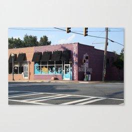The Boulevard Canvas Print