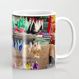 Peg Dolls Coffee Mug