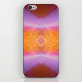 Mind's Eye Diamond iPhone Skin