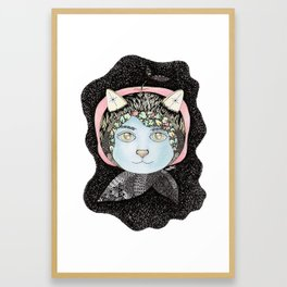 Embrace Framed Art Print