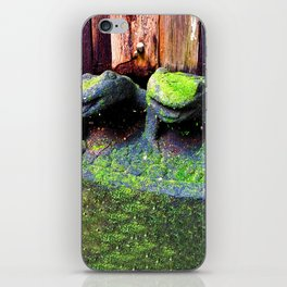 The Frog Princes iPhone Skin
