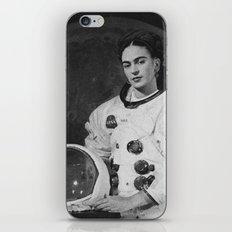 Frida in Space iPhone & iPod Skin