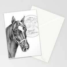 Barney the Hunter: Spirit of the Horse Stationery Cards