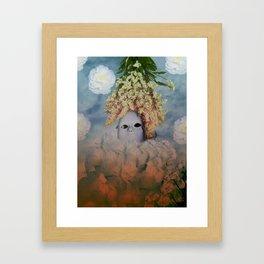 Les Fleurs SS16 Framed Art Print