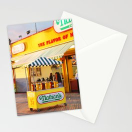276. Nathan's Famous, New York Stationery Cards
