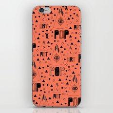 A.R.T.P.O.P. ii iPhone & iPod Skin