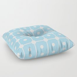 Pastel Polka Dots Pattern II Floor Pillow