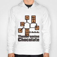 chocolate Hoodies featuring Chocolate by AURA-HYSTERICA