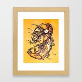 The Lawyer by Steve Fogle Framed Art Print