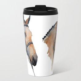 Horse #5 Travel Mug