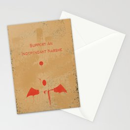 Fight The Empire Stationery Cards