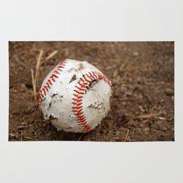 Old Baseball Rug