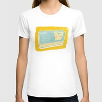transistor T-shirts featuring Radio II by Brooke Elizabeth