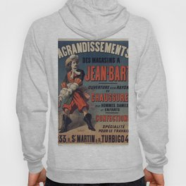 Old Sign / Jean Bart Hoody