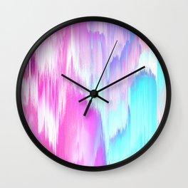 Nightcall Wall Clock