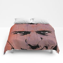 Travis Bickle Taxi Driver Comforters