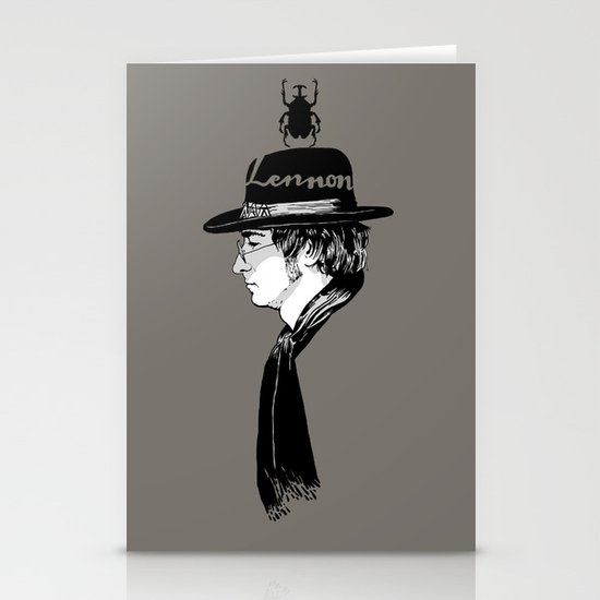 Lennon.John Stationery Cards