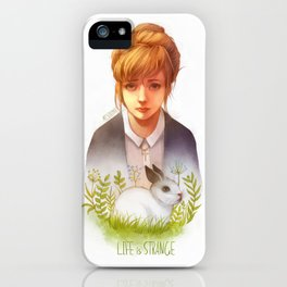 Kate Marsh iPhone Case