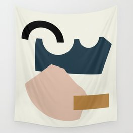 Shape Study #29 - Lola Collection Wall Tapestry