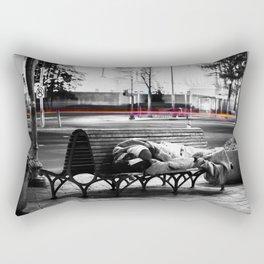 Sleepless Nights Rectangular Pillow