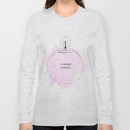 Round purple perfume Long Sleeve T-shirt