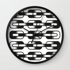 Un-Chain Wall Clock