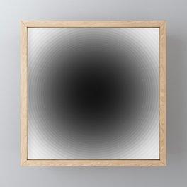 Optical Illusion - Change Framed Mini Art Print