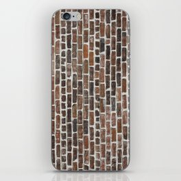 Old Brick Wall iPhone Skin