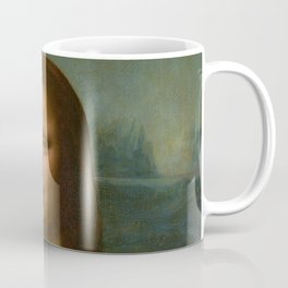 Mona Lisa Classic Leonardo Da Vinci Painting Coffee Mug