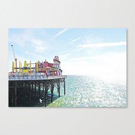 Seaside Excursion Canvas Print