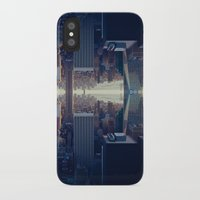 inception iPhone & iPod Cases featuring Inception by Thomas Richter
