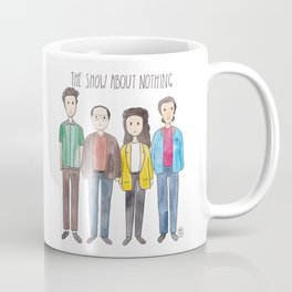The Show About Nothing Coffee Mug