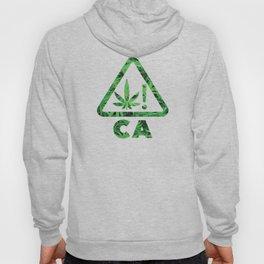 CA Cannabis Hoody