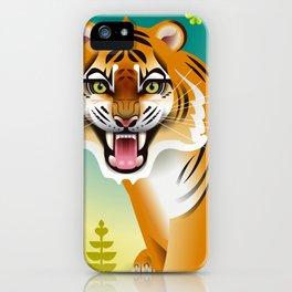 Royal Bengal Tiger [Panthera Tigris Tigris] iPhone Case