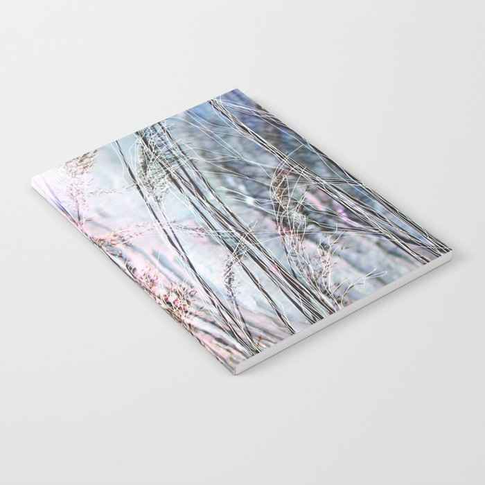 Magical Reeds - JUSTART (c) Notebook